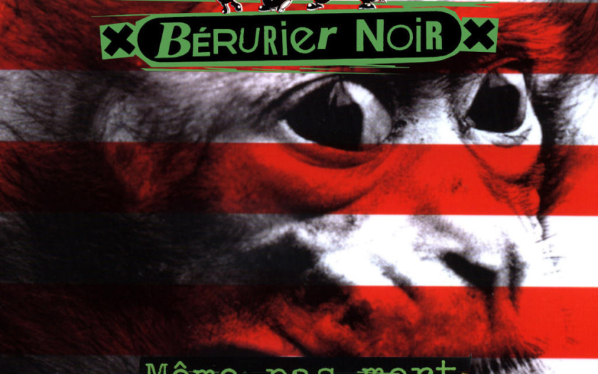 Berurier Noir DVD Authoring Sonogram studio