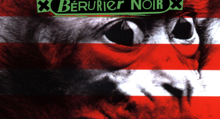 Bérurier Noir DVD Authoring project