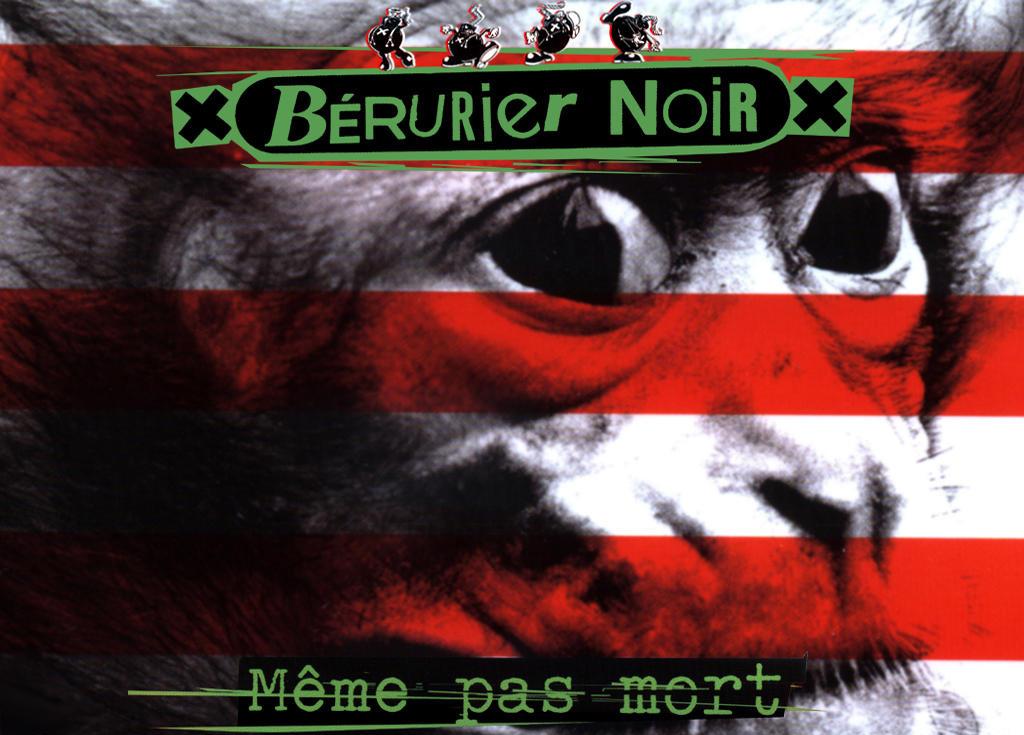 Bérurier Noir DVD Authoring project