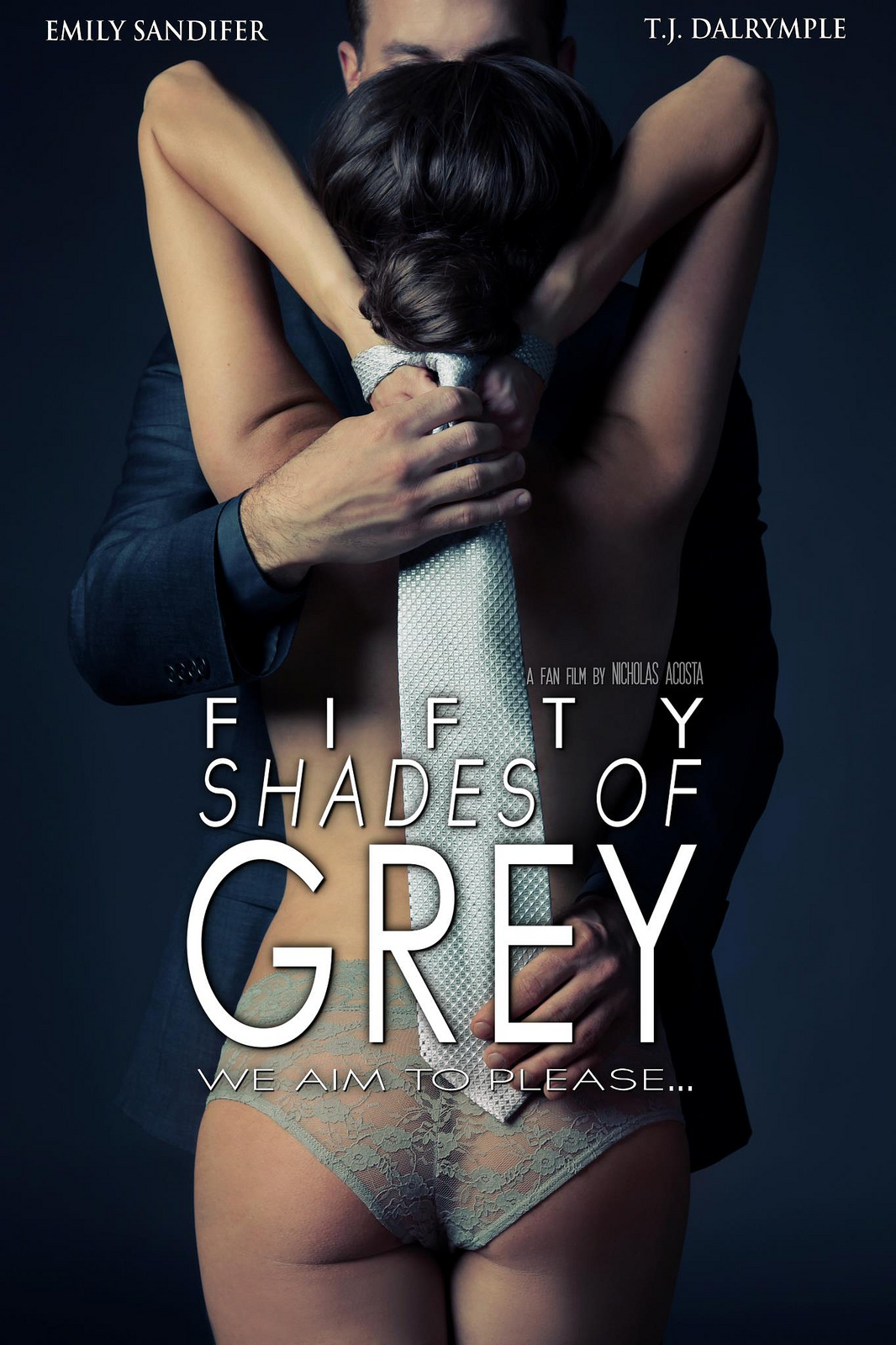 Fifty Shades of Grey Close Caption | Studio Sonogram